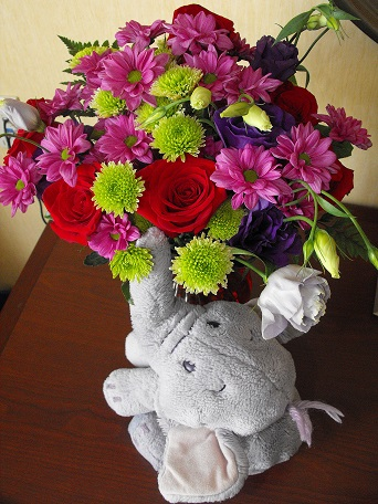 Lumpy's flowers