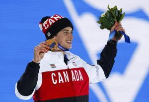 Winning the bronze!! :)