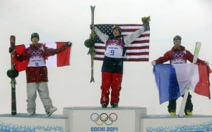 Canada winning Silver! :)