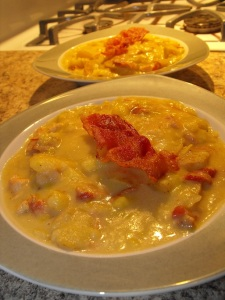 Mmmm.. yummy soup! :)