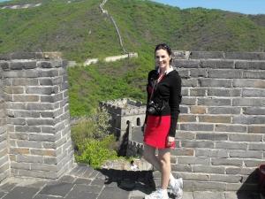 Great Wall of China!