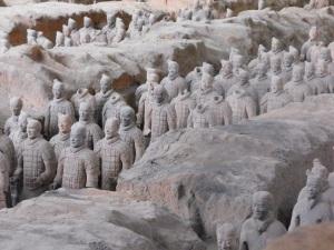 Xian - Terracotta Warriors. Amazing!!! :)