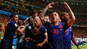 Team Netherlands!