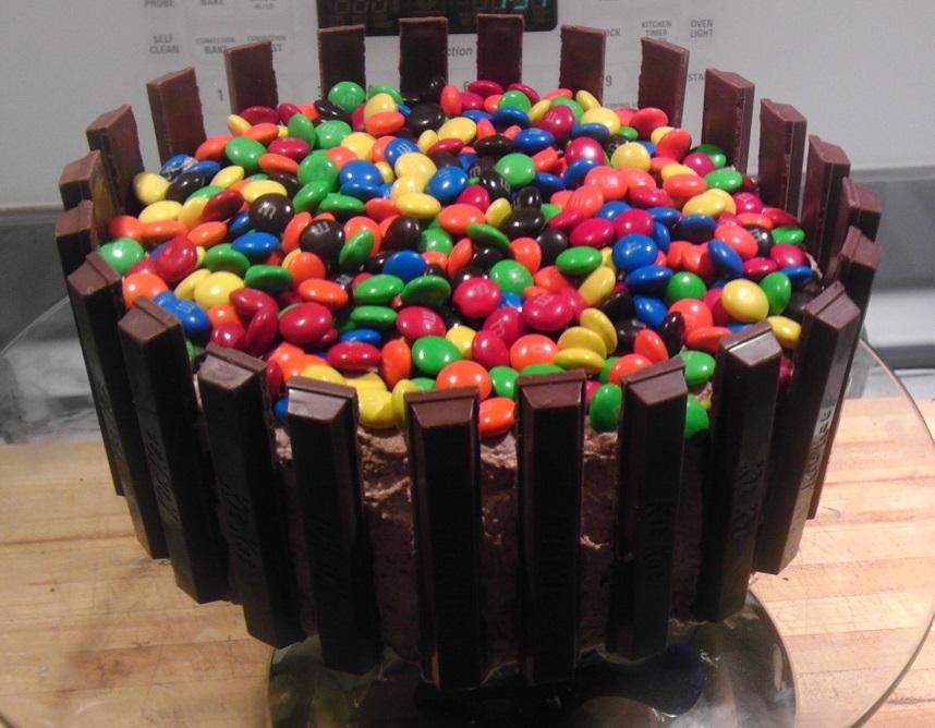 A Birthday Cake For My Husband Jacenta Barels Blog