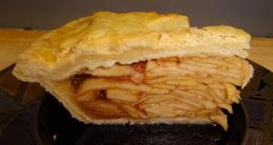 The perfect slice of Apple Pie! :)
