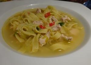 Thai Chicken Soup!